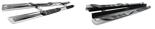 01656393 Orurowanie ze stopniami z zagłębieniami - Volkswagen T5 Short 4 stopnie
