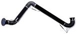 08549513 Odciąg stanowiskowy, ramię odciągowe ze ssawką bez lampki halogenowej, wersja wisząca ERGO-L/Z-2 (średnica: 160 mm, długość: 2,3 m)