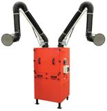 08549642 Urządzenie filtrowentylacyjne do oczyszczania powietrza z zanieczyszczeń pyłowo-gazowych bez ramion odciągowych HARD-1000-S (moc: 0,75 kW, wydajność: 1250 m3/h)