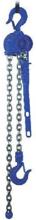 2209133 Wciągnik dźwigniowy z łańcuchem ogniwowym RZC/0.8t (wysokość podnoszenia: 6,5m, udźwig: 0,8 T)