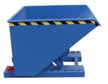 33948626 Pojemnik uchylny do wózka widłowego miproFork TWU-M 750 (pojemność: 0,75 m3, udźwig: 4000 kg)