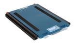 38547865 Waga podkładkowa bez legalizacji bezprzewodowa (udźwig: 6000 kg, podziałka: 2 kg, wymiary: 565x400 mm)
