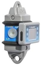 44929991 Precyzyjny dynamometr z wyświetlaczem do pomiaru sił rozciągających oraz ciężaru zawieszonych ładunków Tractel® Dynafor™ LLX2 (udźwig: 5 T)