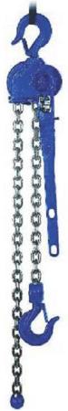 2202556 Wciągnik dźwigniowy z łańcuchem ogniwowym RZC/5.0t (wysokość podnoszenia: 2,5m, udźwig: 5 T)