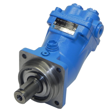 DOSTAWA GRATIS! 01538894 Silnik hydrauliczny tłoczkowy Hydro Leduc (objętość robocza: 32 cm³, maksymalna prędkość ciągła: 6300 min-1 /obr/min)
