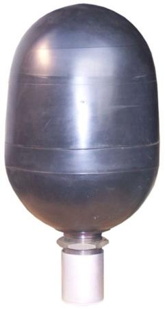 DOSTAWA GRATIS! 01539375 Pęcherz akumulatora hydraulicznego Hydro Leduc 32 litry
