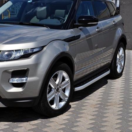 DOSTAWA GRATIS! 01655718 Stopnie boczne - Land Rover Discovery 4 (długość: 182 cm)