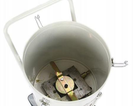 DOSTAWA GRATIS! 04872705 Smarownica elektryczna (ciśnienie: 30-40 mpa, pojemność zbiornika: 20 L, moc silnika: 1,5 kW)