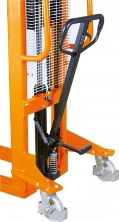 DOSTAWA GRATIS! 32240164 Wózek paletowy podnośnikowy Unicraft (udźwig: 1000 kg)