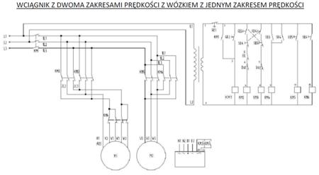DOSTAWA GRATIS! 33938856 Wciągnik łańcuchowy elektryczny ELW 0,5 (udźwig: 0,5 T, wysokość podnoszenia: 3 m)