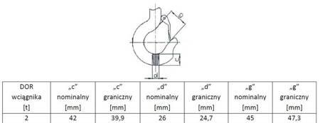 DOSTAWA GRATIS! 33948814 Wciągnik łańcuchowy elektryczny ELL2 (udźwig: 2 T, wysokość podnoszenia: 3 m)