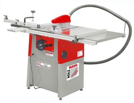 DOSTAWA GRATIS! 44353141 Piła stołowa Holzmann 230V (max. średnica tarczy: 254 mm, wymiary stołu: 635 x 420 mm)