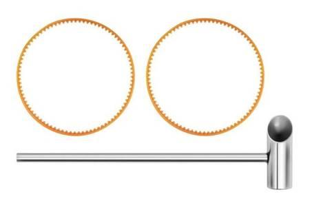 DOSTAWA GRATIS! 45643438 Maszyna do waty cukrowej bez pokrywy Royal Catering (moc: 1,2kW, rozmiar garnka: 52cm)