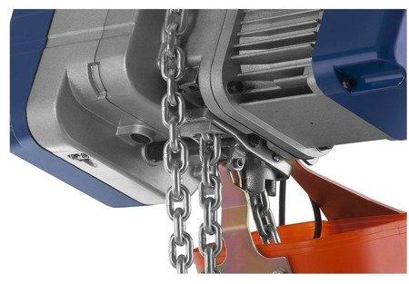 DOSTAWA GRATIS! 45674839 Wciągarka łańcuchowa elektryczna MSW (udźwig: 2000 kg, wys. podnoszenia: 6m)