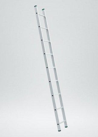 DOSTAWA GRATIS! 99674706 Drabina 1-elementowa przystawna, opieralna 1x14 (długość: 3,98m)