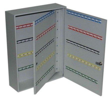 Gorek Szafka skrzynka na klucze na 200szt metalowa (wymiary: 390x520x120 mm) 09276041