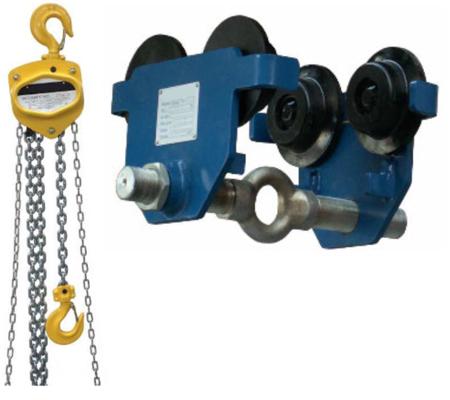 IMPROWEGLE Wciągarka bramowa skręcana miproCrane DELTA 300, wersja z wciągarką ręczną (udźwig: 500 kg, rozpiętość: 1800 mm, wysokość podnoszenia: 2200 mm) 33948184