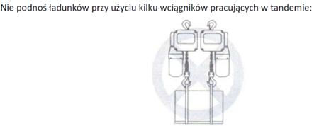 IMPROWEGLE Wciągnik łańcuchowy elektryczny ELW 2 (udźwig: 2 T, wysokość podnoszenia: 3 m) 33938858