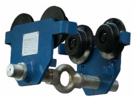 IMPROWEGLE Wózek do podwieszania i przesuwania wciągników po dwuteowniku POT 5L (udźwig: 5 T, szerokość profilu: 160-305 mm) 33922641