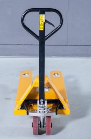 Paleciak, wózek paletowy magazynowy (udźwig: 2500 kg, długość wideł: 800 mm) 85072618