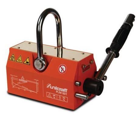 Podnośnik magnetyczny Unicraft (udźwig: 300 kg) 32240192