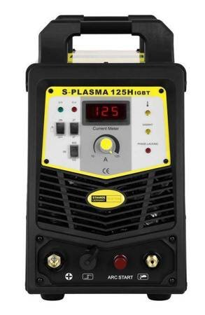 Przecinarka plazmowa Stamos 400V (prąd cięcia: 10-125A. grubość /szerokość cięcia: 34 /1,4mm) 45643385