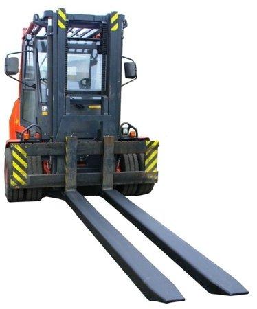 Przedłużki wideł udźwig 5000kg (1700mm) 29016492