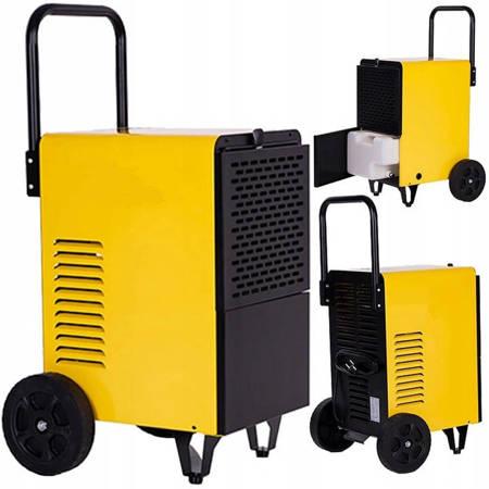 Przemysłowy osuszacz powietrza (wydajność: 50 L, moc: 900 W) 223