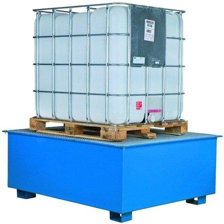 SWARK Paleta do kontenerów GermanTech (ilość kontenerów: 1, wymiary: 1310x1310x750 mm) 99724725