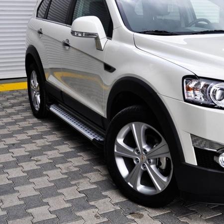 Stopnie boczne - Chevrolet Captiva (długość: 171 cm) 01655993