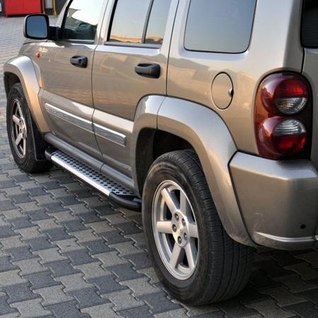 Stopnie boczne - Jeep Grand Cherokee WJ 1998-2004 (długość: 171/182 cm) 01656022