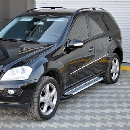 Stopnie boczne - Mercedes Vito W639 2004-2014 extra-long (długość: 252 cm) 01656047
