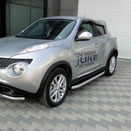 Stopnie boczne - Nissan Juke (długość: 171 cm) 01655739