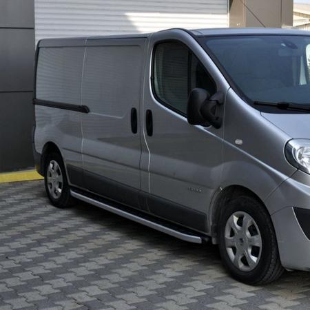 Stopnie boczne - Opel Vivaro 2001-2014 long (długość: 252 cm) 01655751