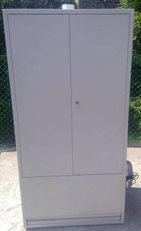 Szafa do suszenia odzieży z ozonowaniem (wymiary: 2000x970x600 mm) 77176802