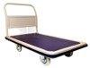 Wózek platformowy jednoburtowy (udźwig: 300 kg, wymiary platformy: 1160x760 mm) 03076053